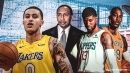 Lakers' Kyle Kuzma fires back at Stephen A. Smith for Paul George – Dwight Howard comparison