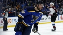 How close is Alex Pietrangelo to exiting the Blues?