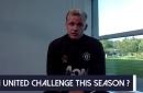 Donny van de Beek explains what Man United need to win trophies