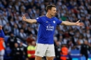 Team News: Jonny Evans to miss Leicester's clash with Burnley