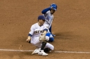 Royals blow early lead and lose to Brewers, 9-5