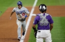 Dodgers pound Rockies for season-high 15 runs, win fourth in a row