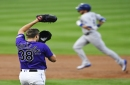 Dodgers clobber Rockies, 15-6, smack three home runs