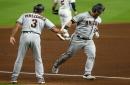 Kole Calhoun homers twice in Diamondbacks' win over Astros