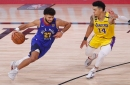 """Nuggets' Jamal Murray: Lakers try to """"manipulate"""" refs' whistles"""
