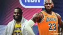 Lakers star LeBron James' 31-minute night in Game 1 caps off freshest postseason yet