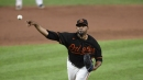 How César Valdez's 'dead fish' changeup became a weapon at the backend of the Orioles' bullpen