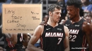 Heat's Goran Dragic reveals Jimmy Butler's 'Big Face Coffee' competition