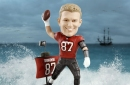 What's better than Gronk and Brady bobbleheads on pirate ships? Nothing.