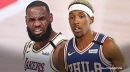 Sixers' Josh Richardson sends warning to NBA about 'pissed' Lakers star LeBron James