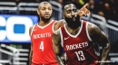 Rockets forward PJ Tucker seems to defend James Harden with 4 IG stories