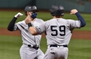 Clint Frazer, J.A Happ lead Yankees to tenth win in a row