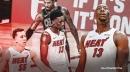 Bam Adebayo frustrated about Miami's slow starts vs. Celtics