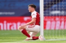 Arsenal injury, suspension list vs. Leicester City