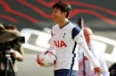 Sunday's sporting social: Four of a kind for Son Heung-min and Shaheen Afridi