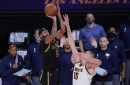 Anthony Davis' buzzer-beating 3-pointer crushes Nuggets in Game 2
