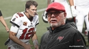Bruce Arians speaks out on Tom Brady's performance vs. Panthers