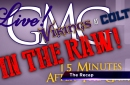 Vikings vs Colts - GMG In The Raw LIVE!