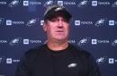 Doug Pederson cites limited offseason as a factor in Carson Wentz's struggles