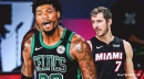 Celtics' Marcus Smart reveals key to shutting down Heat's Goran Dragic in Game 3