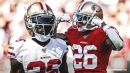 49ers' Tevin Coleman's (knee) injury severe, timetable revealed