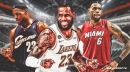 The amount of MVP awards LeBron James should arguably have right now