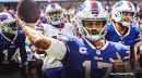 Josh Allen speaks out on the Bills' ridiculous receiving corps