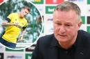 Every word from Michael O'Neill on James McClean, fans' set-back and Gillingham