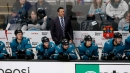 Sharks lift interim tag, officially name Bob Boughner head coach