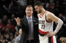 What is the optimal lineup for the Trail Blazers?