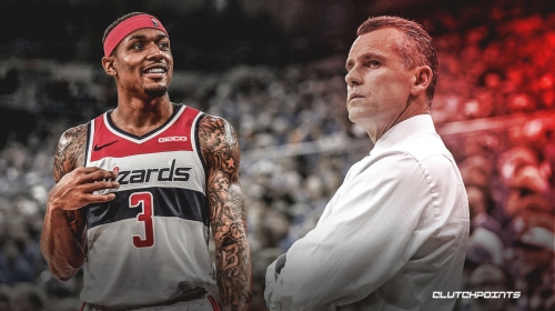 Billy Donovan hire by Bulls gets vote of approval from Wizards star Bradley Beal