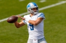 Darrell Bevell says Detroit Lions' Matthew Stafford has been 'solid.' Here's why