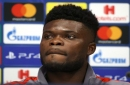 Arsenal 'prioritise move for Thomas Partey over Houssem Aouar'