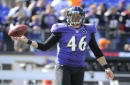 'You can screw a game up': Why the Ravens are protecting a practice squad long snapper