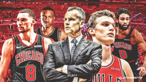 Billy Donovan is the perfect coaching hire for the Chicago Bulls