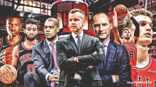 Report: The reason Billy Donovan was so attracted to Bulls job