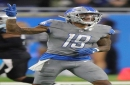 Detroit Lions' Kenny Golladay returns to practice, could give offense boost vs. Cardinals