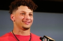 Patrick Mahomes named one of TIME's most influential people of 2020