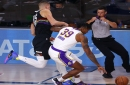 Lakers Rumors: Dwight Howard Warned By Referees During In Game 3