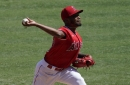 Julio Teheran's disappointing season with the Angels is likely over