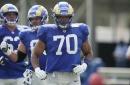 Rams injury report: Guard Joe Noteboom likely headed to injured reserve