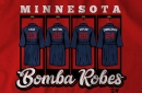 """""""Bomba Robes"""" shirts now available from Breaking T!"""