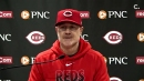 David Bell on Cincinnati Reds after beating Brewers: 'The most excited I've seen our team'