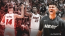 Heat rookie Tyler Herro dedicates Game 4 performance to 'big brother' Jimmy Butler