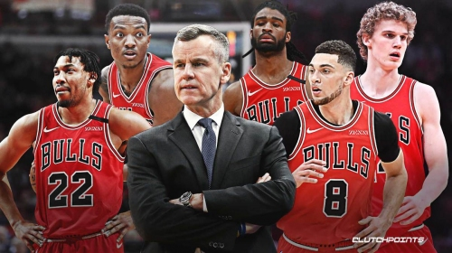 Billy Donovan reveals the first thing he's going to do as head coach to ensure success