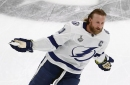 Steven Stamkos' comeback is something to admire