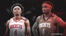 What Rockets' Danuel House did before exiting bubble following female COVID-19 tester incident