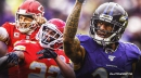 Ravens CB Marcus Peters remembers 'special' then-rookie Chiefs' Patrick Mahomes