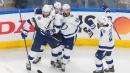 Lightning seek commanding lead over Stars as Game 4 favourites