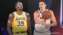 Dwight Howard replacing JaVale McGee in Lakers' starting lineup in Game 4 vs. Nuggets